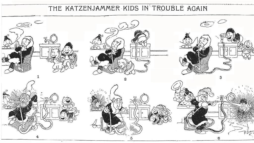 katzejammer-kids-arroseurs