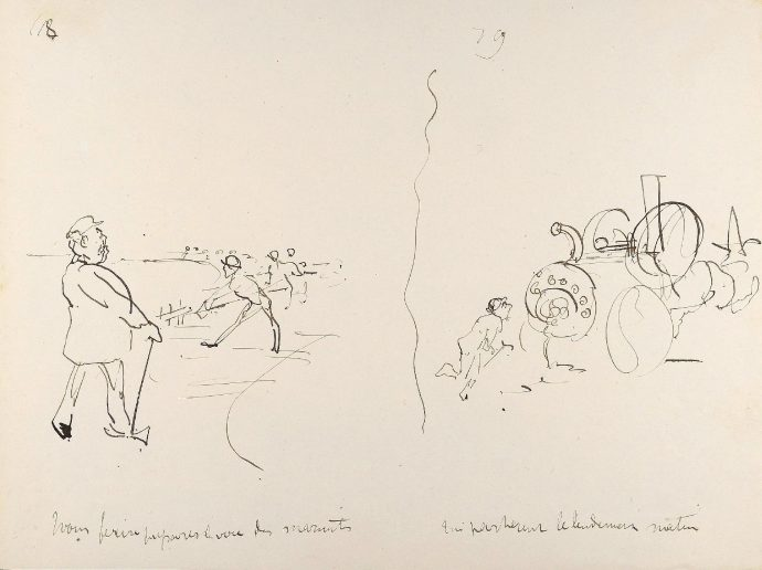 Toulouse-Lautrec - Submersion - 18-19