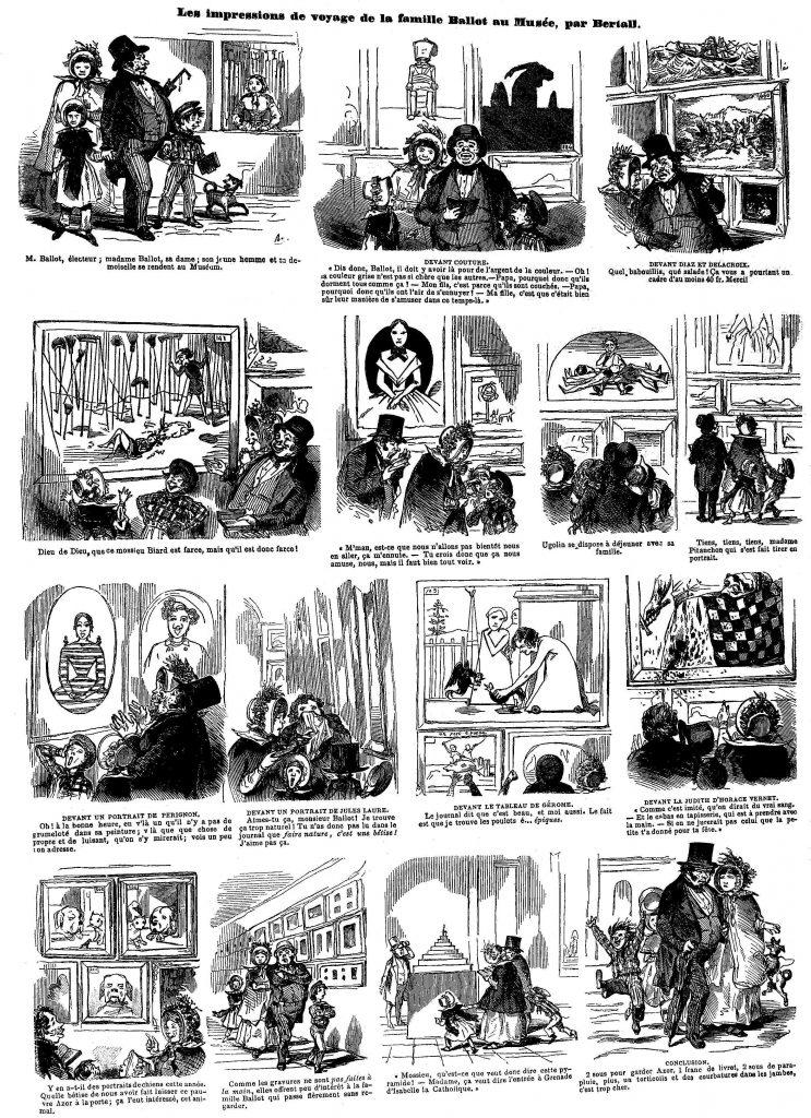 fig-25-bertall-impressions-de-voyage-de-la-famille-ballot-au-musee-lillustration-n-220-15-05-1847