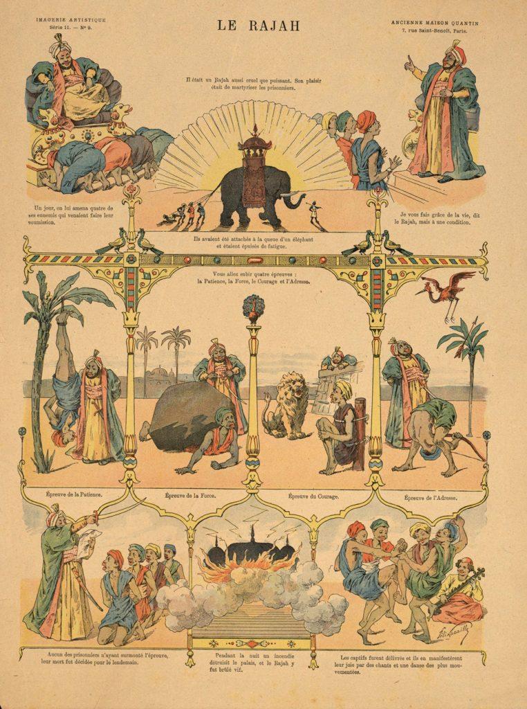 fig-33b-f-lacaille-le-rajah-planche-imprimee-imagerie-artistique-serie-11-numero-9-1893
