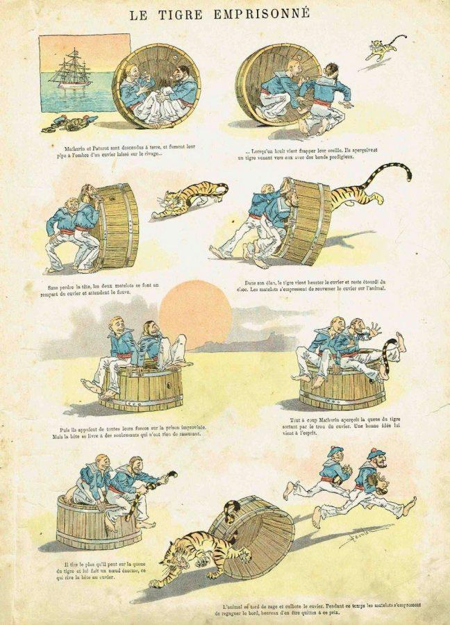 fig-39-t-a-steinlen-le-tigre-emprisonne-imagerie-artistique-serie-7-numero-4-1890