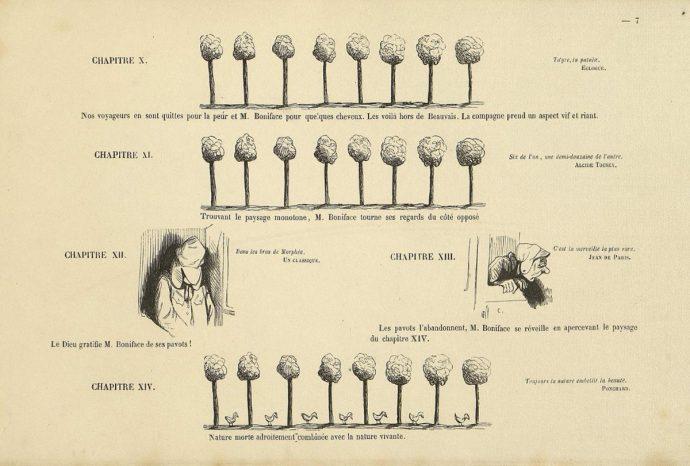 Fig. 83 – Cham, Impressions de voyage de Mr Boniface, Paulin, 1844, pl. 7