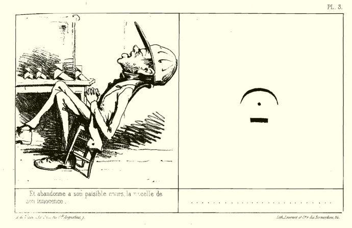 Fig. 89 – T. Lobrichon, Histoire de Mr Grenouillet, 1856, pl. 3