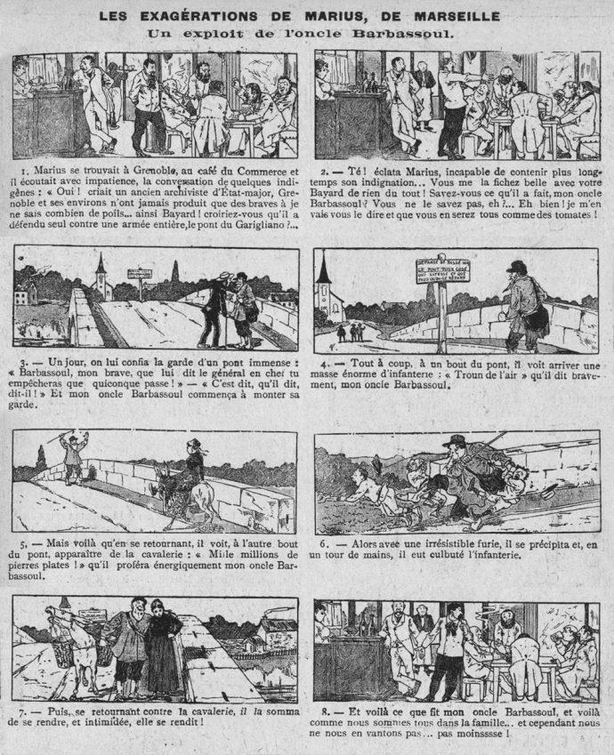 Christophe,-Les-exagérations-de-Marius,-de-Marseille,-Mémorial-d'Amiens,-27-avril-1902